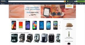 Amazon (Screenshot @ Amazon.de)
